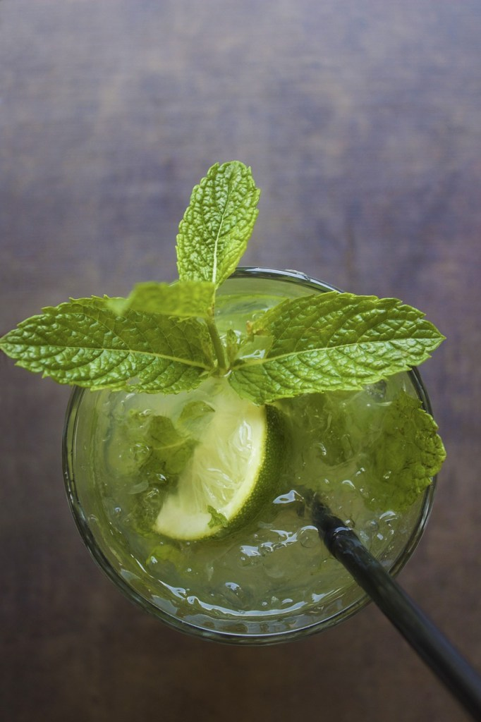 Making non-alcoholic herbal drinks