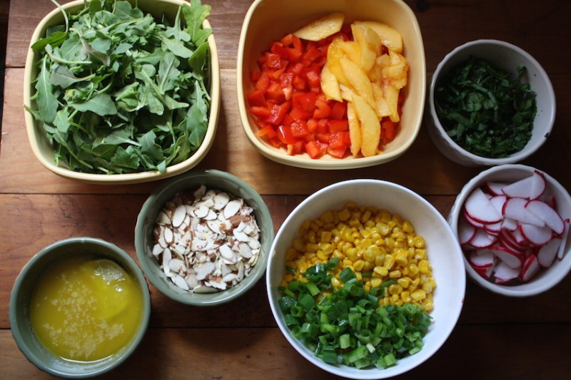 Plant-Based Summer Corn Salad