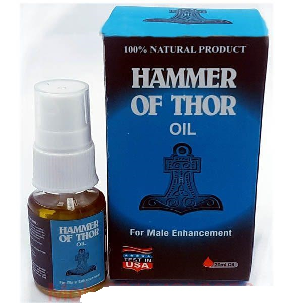 Hammer Thor and Oil
