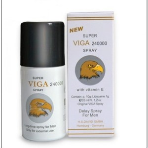 New Super Viga 240000 Timing Spray