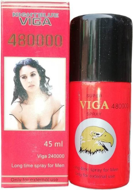 Viga 480000 Delay Spray with vitamin E