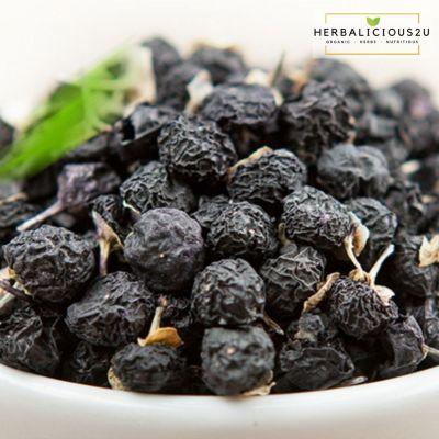 Black Goji benefits anti-oxident