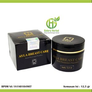 Ayla Breast Care Cream Nasa