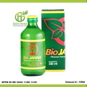 BIOJANNA PROBIOTIK SUPER 330ML