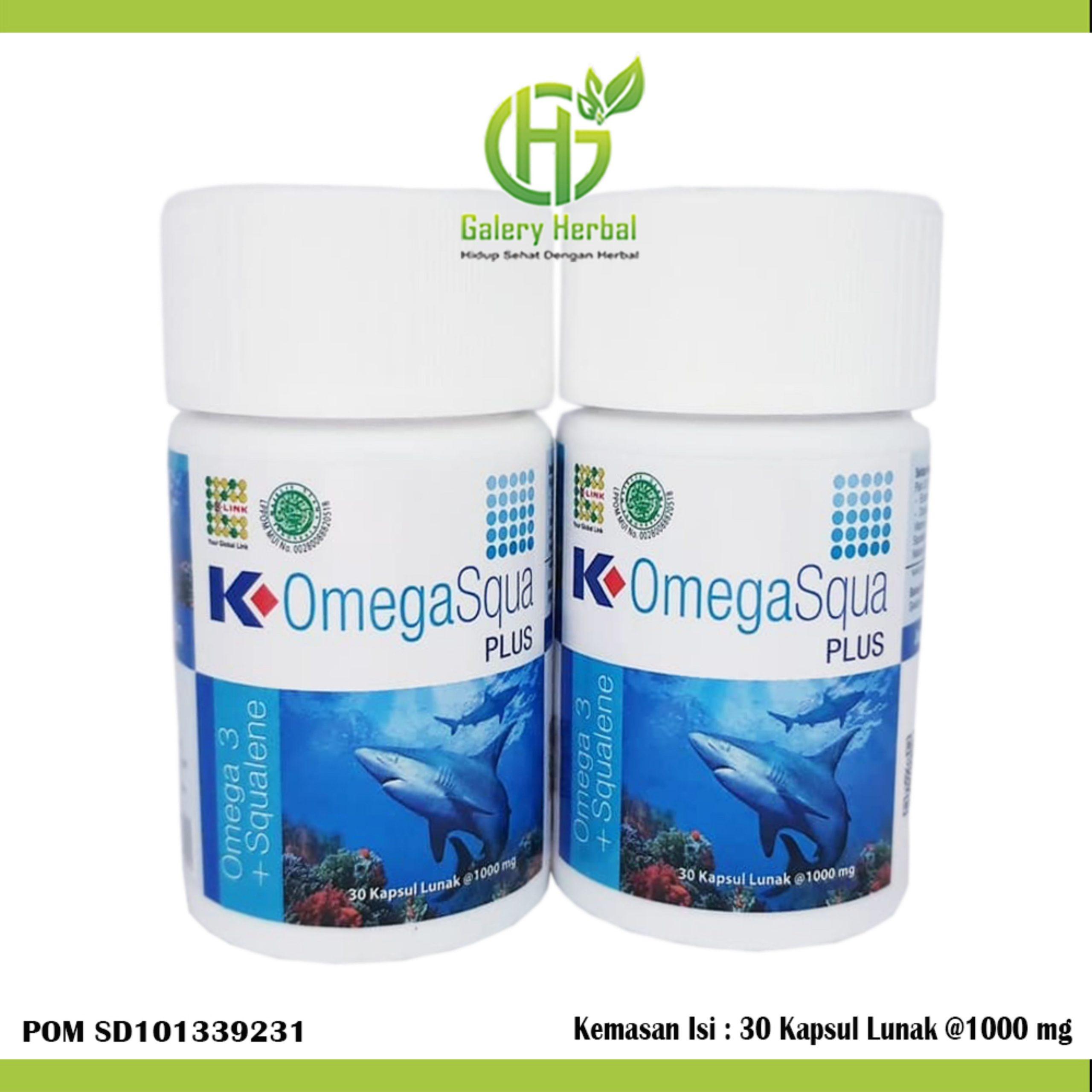 K Link Omega Squa Plus Pusat Herbal Semarang