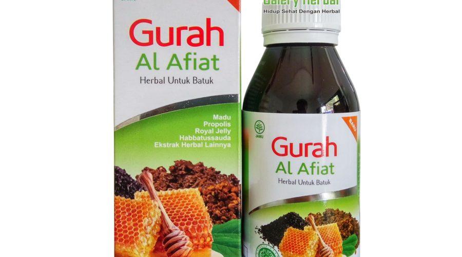 Sirup Madu Gurah Al Afiat