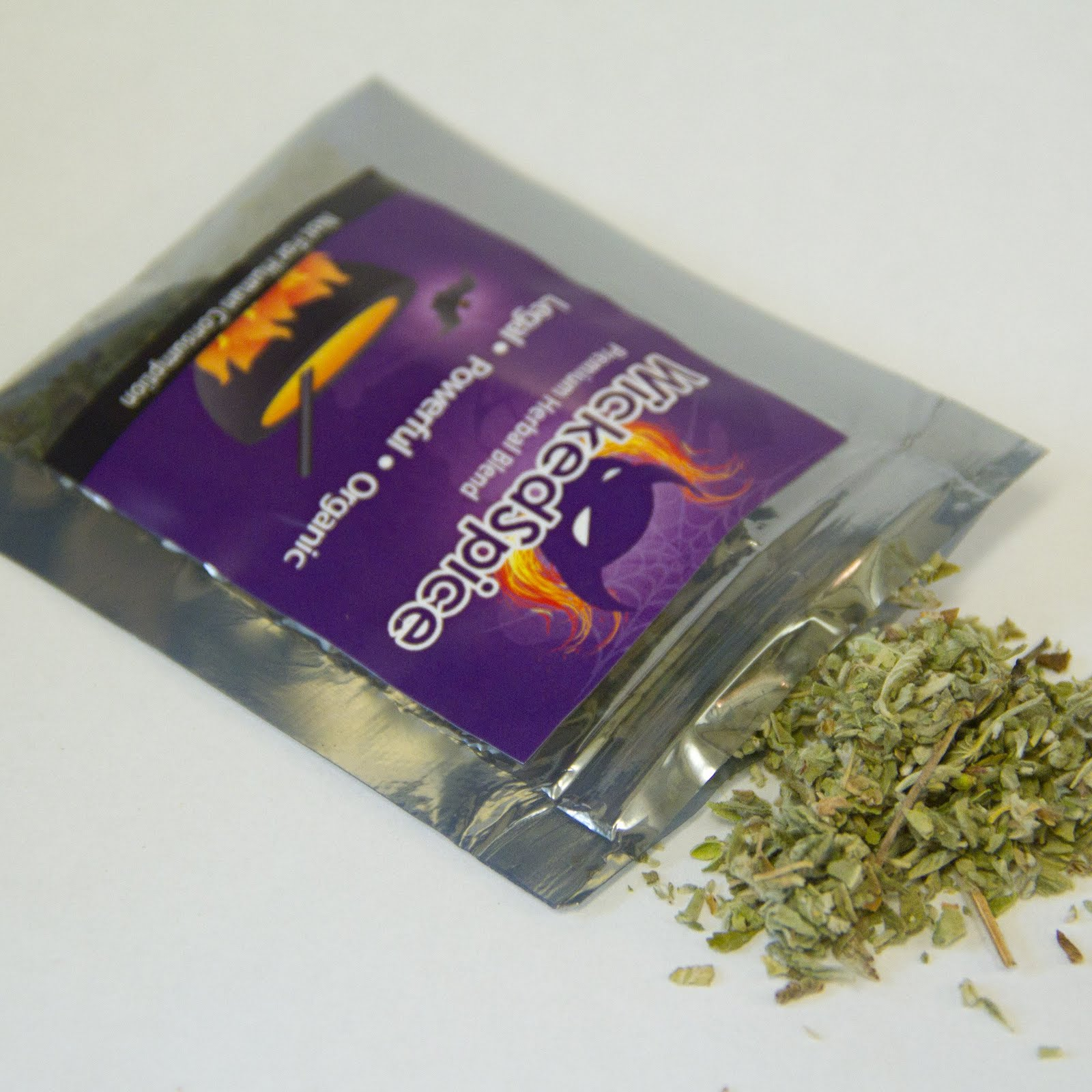 Wicked Herbal Incense Spice Review