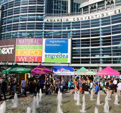 Visit us at Engredea/Natural Product Expo West in Anaheim