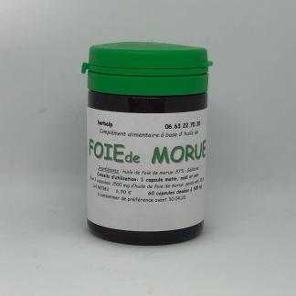 gélules-huile-foie-morue