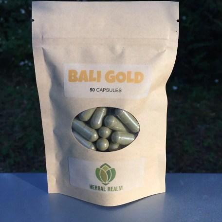 Bali Gold - 50 Capsules