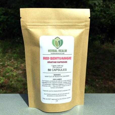 Red Bentuangie - 50 Capsules