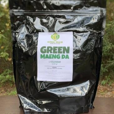 Green Maeng Da Kilo