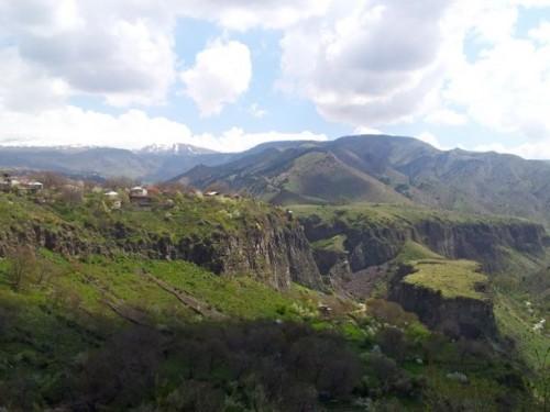 Garni Landscape