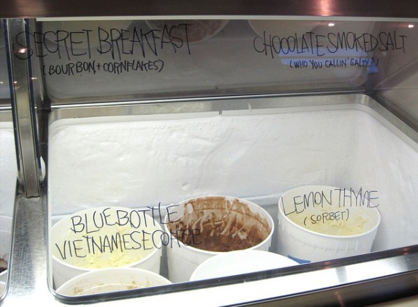 Humphry Slocombe flavors by benchilada