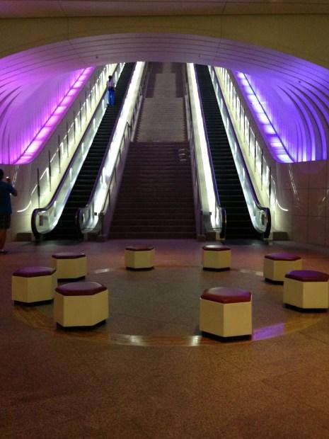 MOA Escalator 2