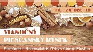 Herbárium & Voniava na Vianočnom Pieščanskom Rýnku @ Vianočné trhy Piešťany | Piestany | Slovakia