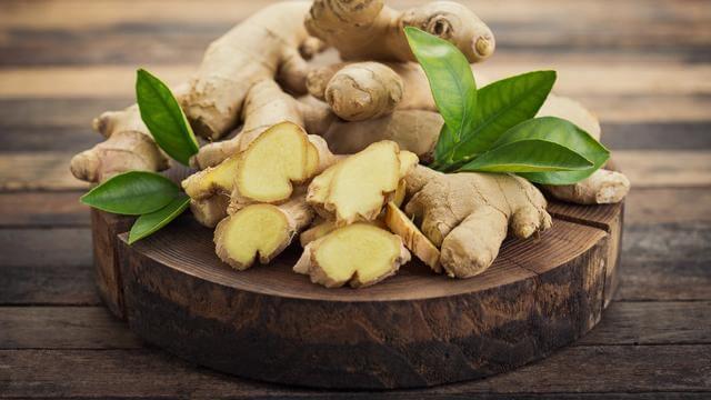 jenis jahe dan manfaat jahe - herbatani