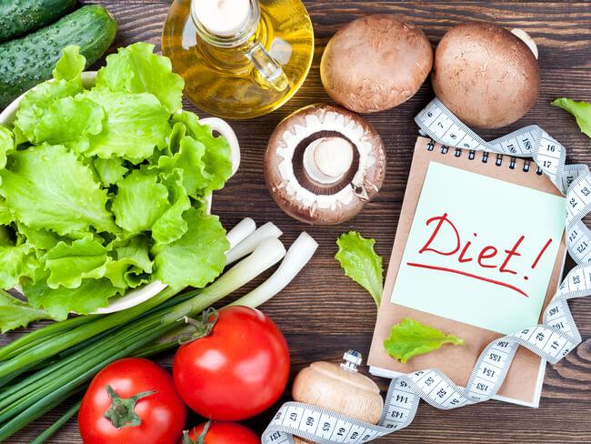 cara diet sehat dan murah