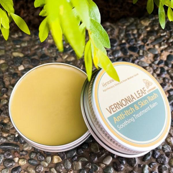Anti-Itch Vernonia Balm Inside