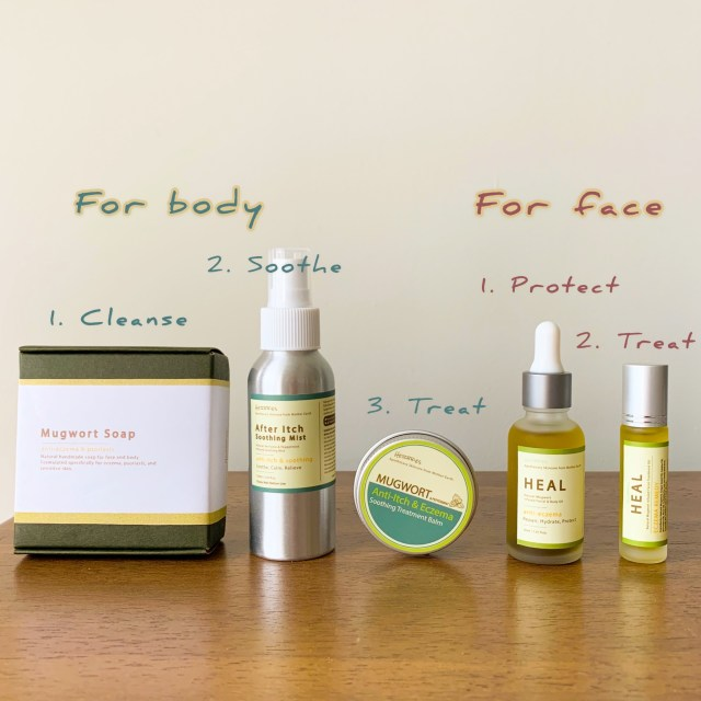 Eczema Care Set
