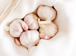 Bunch of Garlic Cloves