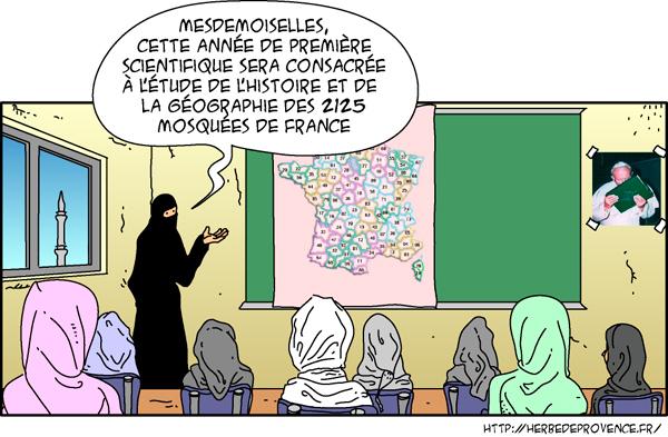 islam école