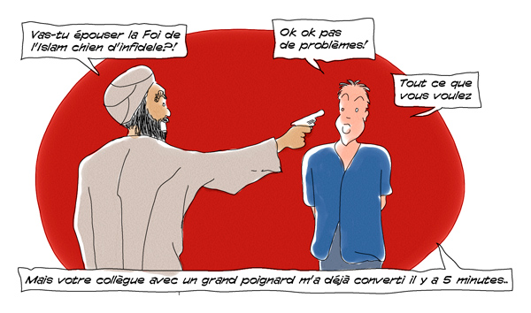 conversion islam