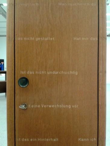 """""""Markierung und Etikettierung"""" von Thomas Locher"""