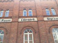Alte Likörfabrik in Emden
