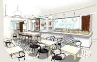 Restaurant Interior Sketch | www.pixshark.com - Images ...