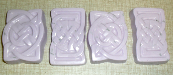 DIY Lavender Hand Soaps Using Dried Lavender.