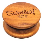 Each and every Sweetleaf grinder is one of a kind!