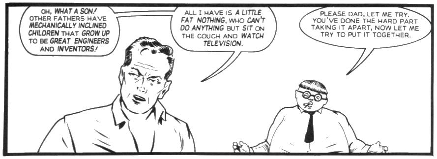 Herbie Popnecker Examples: : Little Fat Nothing