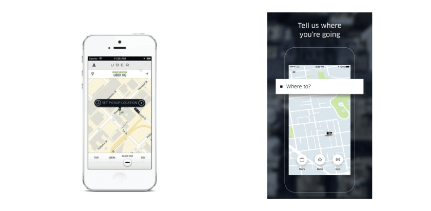 Uber Jobs to be Done App Update
