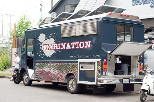Marination Mobile  Hawaiian  Korean Curb Cuisine