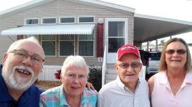 Chuck & Dolores @ Sebring