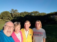 Herb, Jan, Roger, & Kathy