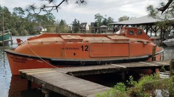 Yes, this is a lifeboat!