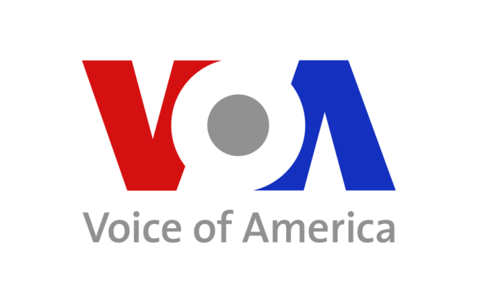 "Our Visit to the ""Voice Of America"""