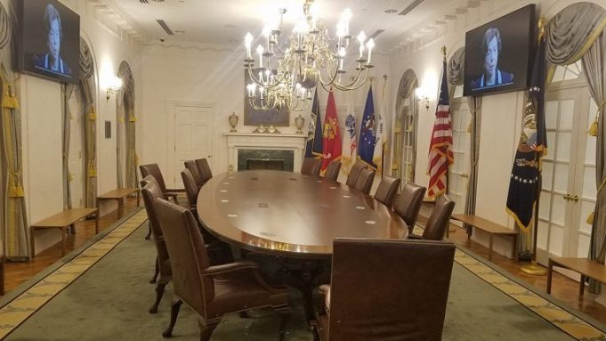 The Cabinet Room