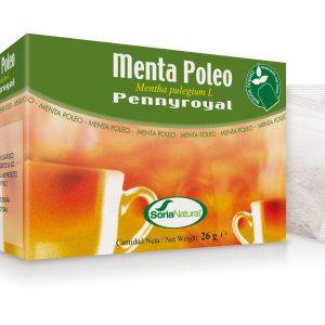 Menta Poleo Infusión – Soria Natural – 20 filtros