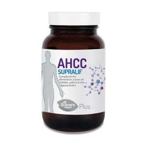 AHCC Supralift – El Granero Integral – 120 cápsulas