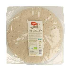 Bases para pizza con trigo sarraceno Bio – El Granero Integral – 250 gr