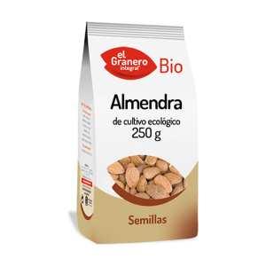 Almendras Bio – El Granero Integral – 250 gr