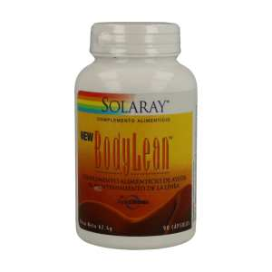 Body Lean – Solaray – 90capsulas
