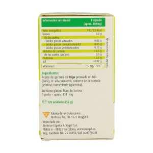 Aceite Germen De Trigo – A.Vogel – 120 perlas