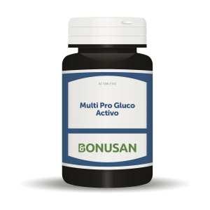 Multi Pro Gluco Activo – Bonusan – 120 comprimidos