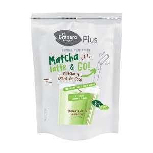 Matcha Latte & Go – El Granero Integral – 150 gr