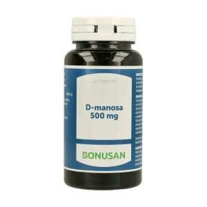 D-Manosa – Bonusan – 120 comprimidos