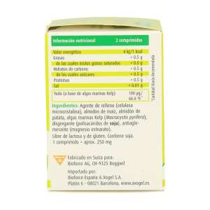 Kelpasan – A.Vogel – 120 comprimidos